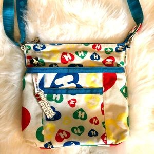 Harajuku Lovers Colorful Crossbody
